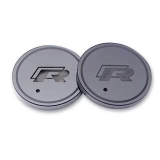 VW LED Cup Holder Coaster #raya10off