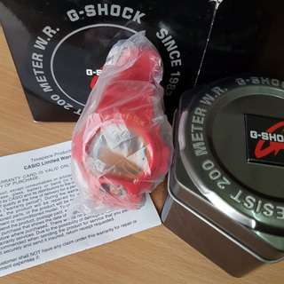 Casio G-shock DW 6900 Formula Drift