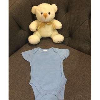 Bundle Baby Romper 0 - 3 months