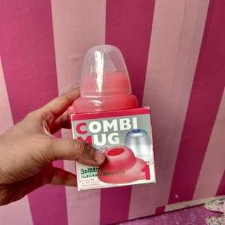 Combi pero wla syang bottle. ung pnka nipple at unh pang cover sya