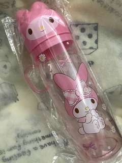 My Melody Small water bottle