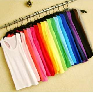 Candy Tank Top Size S