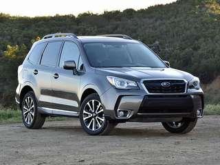 "Subaru Forester 18"" Enkei rim and tyre"