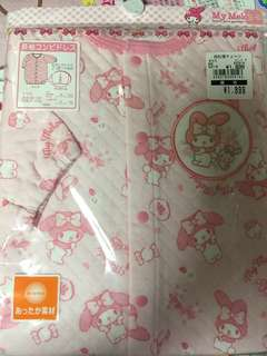 Sanrio Japan 日本My Melody嬰兒連身衣(50-60cm)