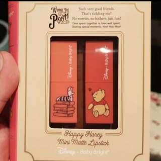 Disney x baby bright pooh lipstick