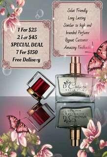 D' Calysta Exclusive Perfume