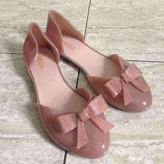 balerina jelly shoes