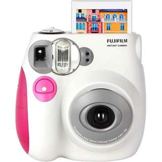 Instax mini 7 , box , unused with warranty