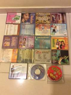 Music CDs Chinese Oldies $15 for all