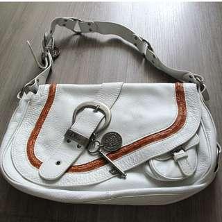 Dior (Original) - Hand Bag (White)