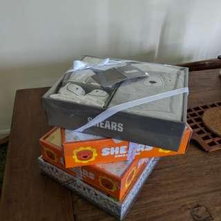 Baby gift set - Shears/Tollyjoy