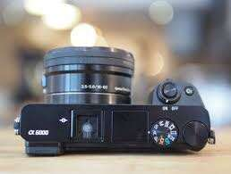 Sony 16-50mm kit lens oss