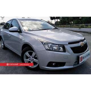 Chevrolet Cruze 1.6M
