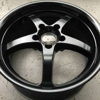 "Pre-Owned 17"" Taiwan Sports Rim"
