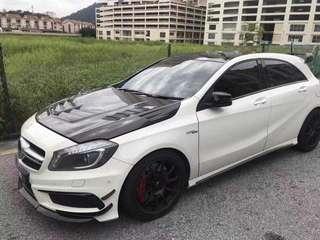 A45 Mercedes Benz
