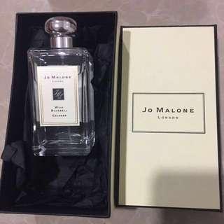 倫敦全新有盒 Jo Malone Cologne 香水 古龍水 100ml