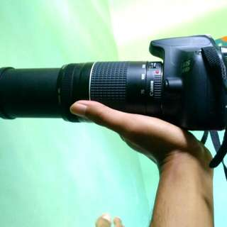 Lensa tele canon 300mm