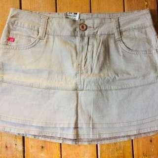 Dickies Double Hem Skirt