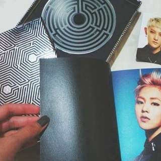 Selling Exo album in a lower price!