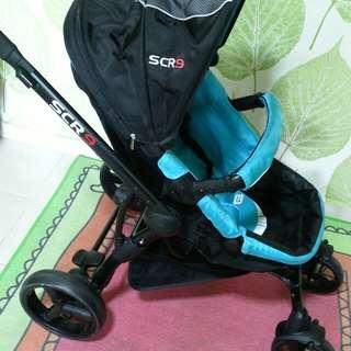 Stroller SCR9 - cod KL/selangor/melaka/N9