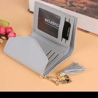 [PO] Short tassel wallet