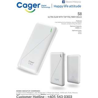 Cager S8 Power Bank