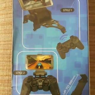 PS3 phone clip / clamp