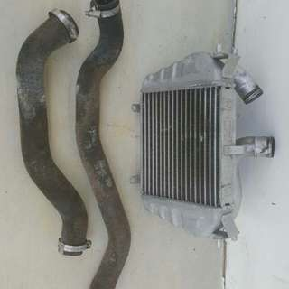 Turbo Intercooler for CFE
