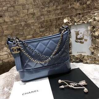 Chanel Gabrielle 流浪包 new color