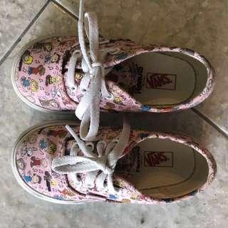 Vans Kids Shoes Peanuts Comics