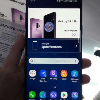 Samsung S9+ kredit cepat tanpa kartu kredit
