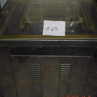 Vacuum Packing Machine - Single chamber