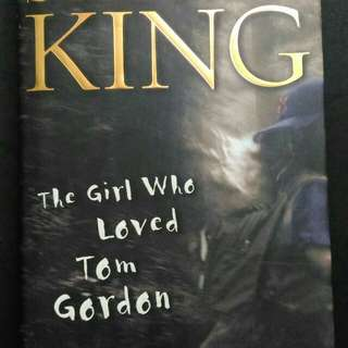 STEPHEN KING BOOK 😘THE GIRL WHO LOVED TOM