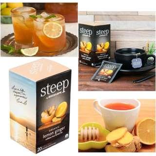 天然有機 檸檬薑茶茶包