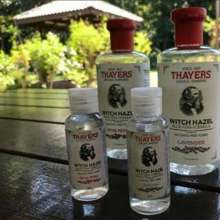 [ Repacked ] Thayers Which Hazel In Rose & Lavender