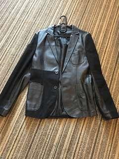 ZARA MAN - BLACK TAG COAT