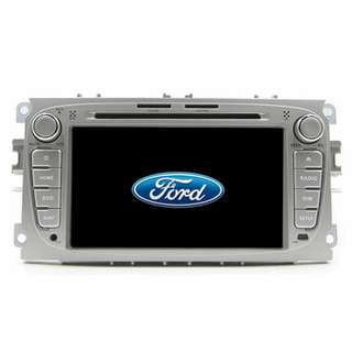Car DVD Player For Ford Focus 2008 - 7 Inch Touch Screen, Bluetooth, GPS, WIFI, CAN BUS, Android 6.0 (CVAIY-C626)