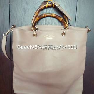 GuccI leather Bag💖有興趣可少議💖