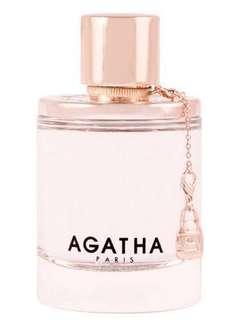 Agatha L'amour A Paris Perfume / Fragrance EDP 100ml