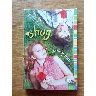 Shug (Signed, Preloved, Paperback)