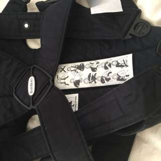 Baby bjorn carrier original cotton