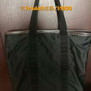 Prada big size bag**如有意可少議**