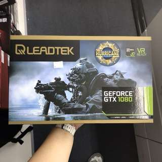 Leadtek GTX1080 8GB Hurricane Graphic Card
