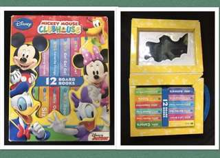 Mickey Mouse Board Books