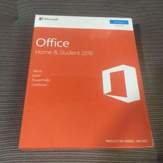 Microsoft Office Home & Student[NEW]