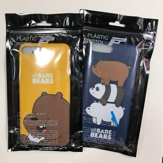 WE BARE BEARS iphone7手機殻