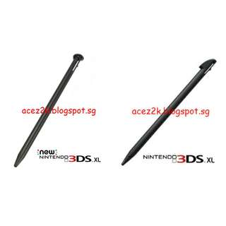 """[BN] """"new"""" & """"old"""" 3DS XL / LL Stylus (Brand New)"""