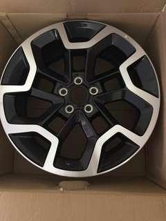 "Subaru Tire Rim 17"""