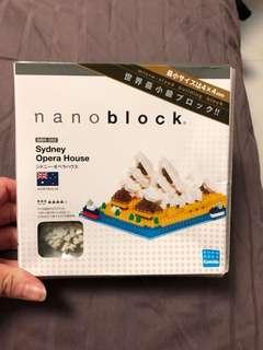 Sydney Opera House Nanoblock