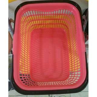 Storage Basket Handle Basket